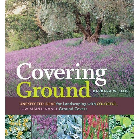 Covering Ground - by  Barbara W Ellis (Paperback) - image 1 of 1