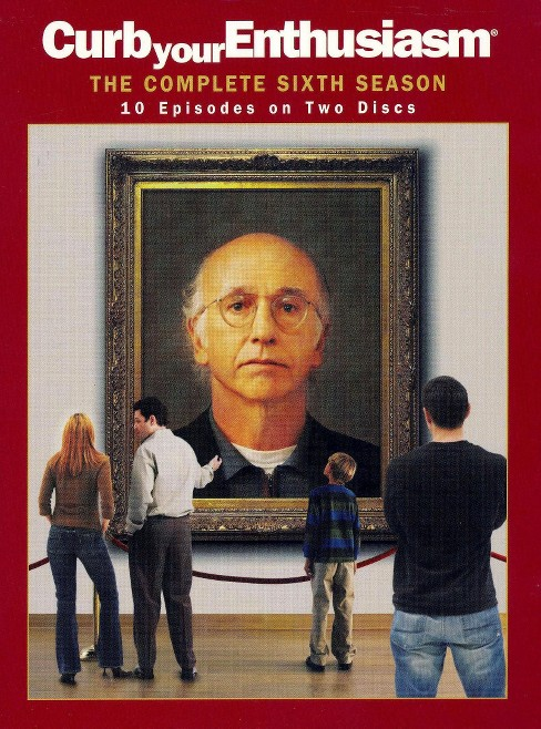 Curb Your Enthusiasm: The Complete Sixth Season [2 Discs] - image 1 of 1
