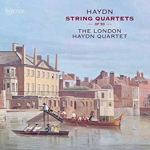 London haydn quartet - Haydn:String qts op 50 nos 1-6 (CD) - image 1 of 1