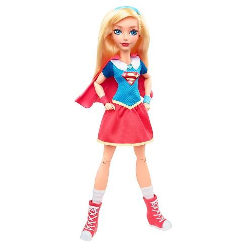 "DC Super Hero Girls Supergirl 12"" Action Doll - image 1 of 4"