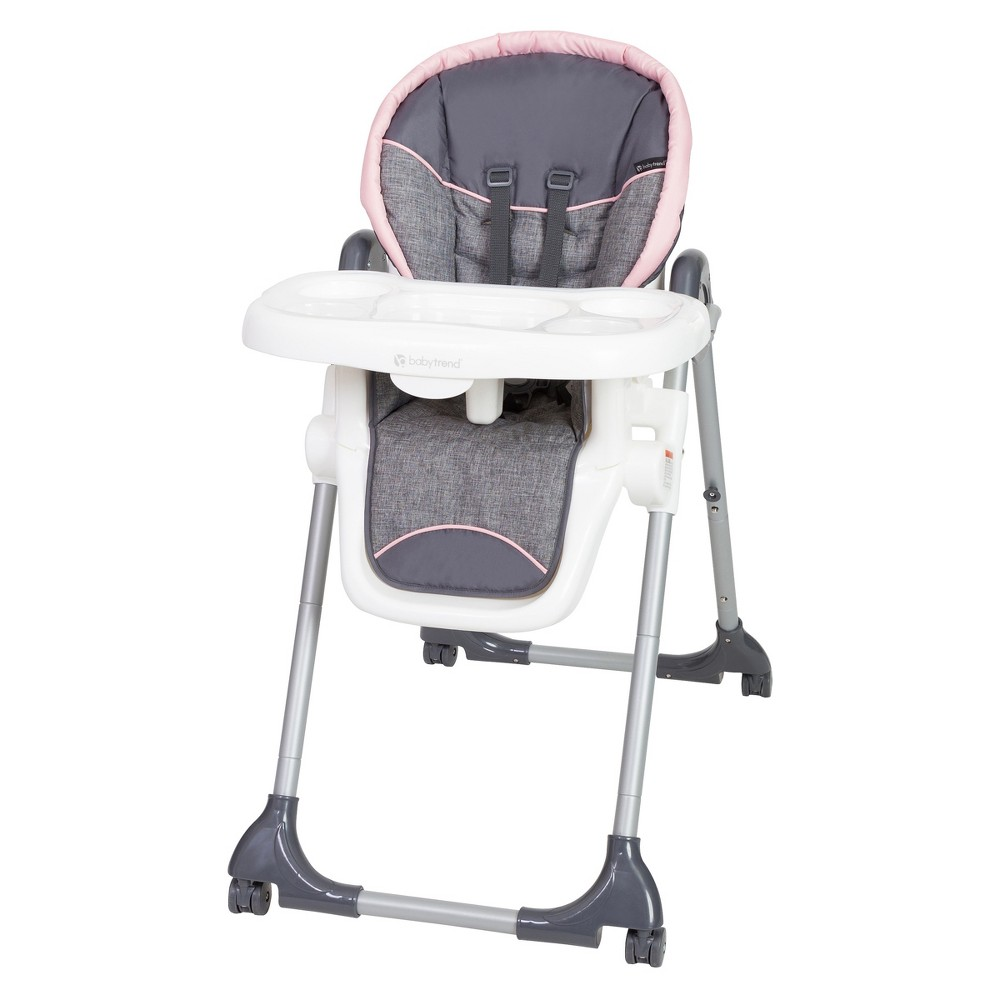 Image of Baby Trend Dine Time 3-in-1 High Chair - Starlight Pink