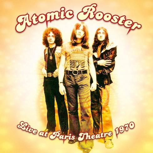 Atomic Rooster - Live At Paris Theatre 1970 (Vinyl) - image 1 of 1