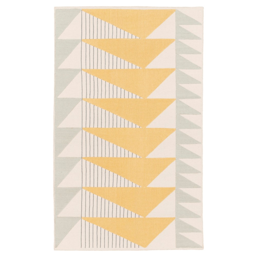 Anemi Accent Rug - Gold - (2'x3') - Surya