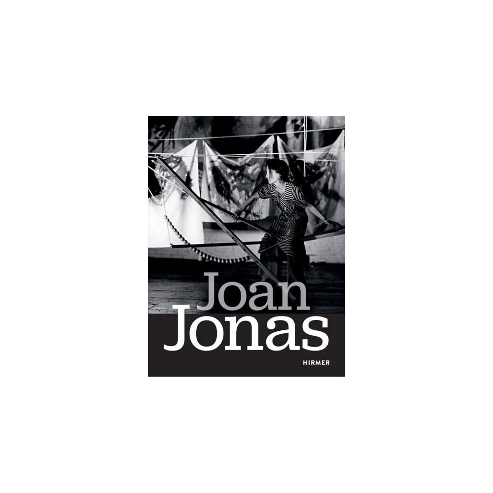 Joan Jonas - (Paperback), Books