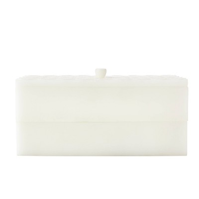 Vern Yip Lithgow Toothbrush Storage Container White - SKL Home