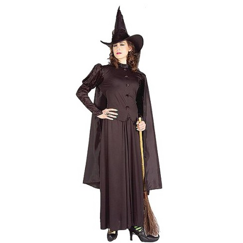 Women's Classic Witch Costume One Size - image 1 of 1