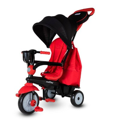 smarTrike Swing DLX Kids' Trike - Red