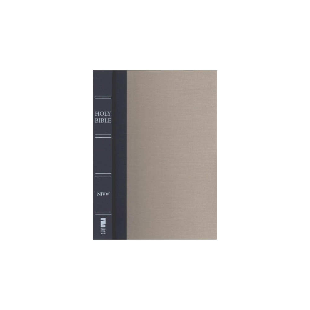 Holy Bible : New International Version, Blue/Tan, Thinline Bible: Red Letter (Special) (Hardcover)