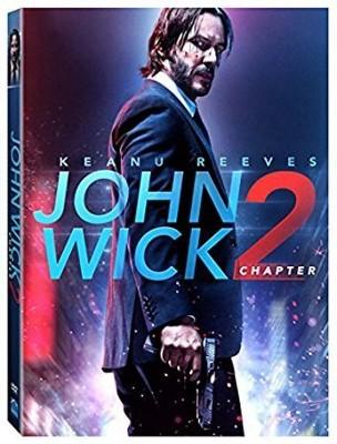 John Wick Chapter 2 (DVD)