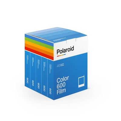 Polaroid X-40 600 Film Multipack