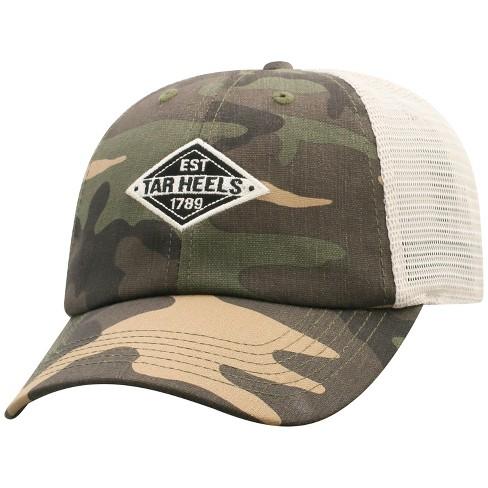 NCAA Men's North Carolina Tar Heels Camo Hat - image 1 of 2