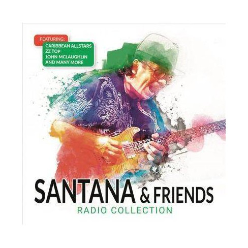 Santana - Radio Collection (CD) - image 1 of 1