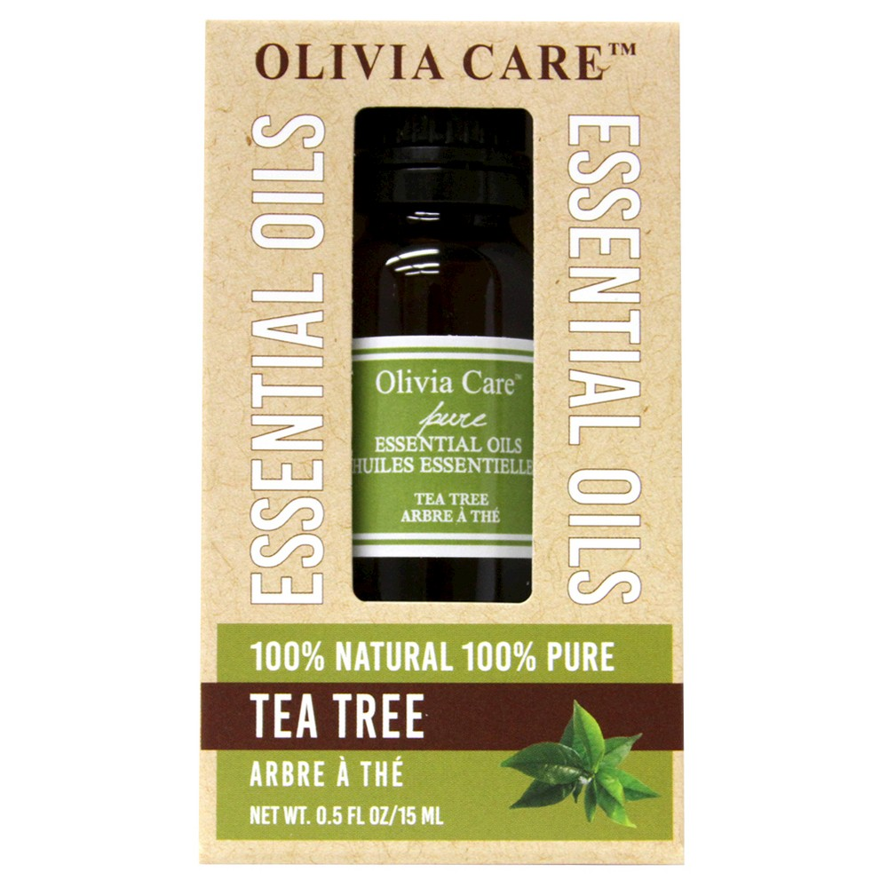 Olivia Care 100% Pure Tea Tree Essential Oil 15ml