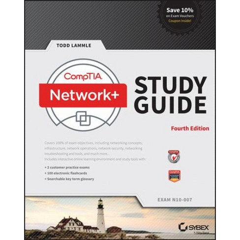 comptia network+ n10-007 objectives