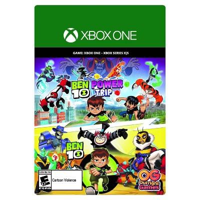 Ben 10 Bundle - Xbox One/Series X S (Digital)