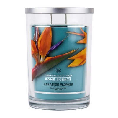 Jar Candle Paradise Flower 19oz - Home Scents by Chesapeake Bay Candles®