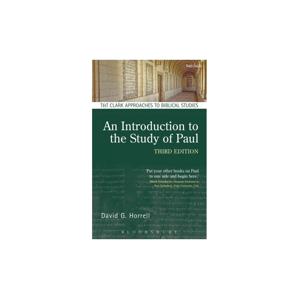 An Introduction to the Study of Paul (Paperback)