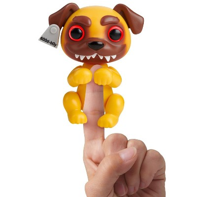 Grimlings - Pug - Interactive Animal Toy - By Fingerlings