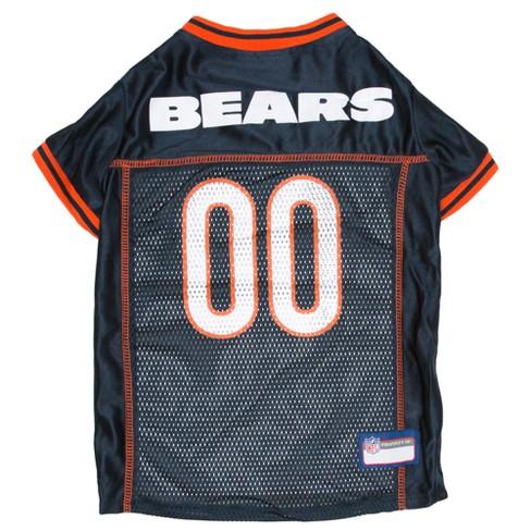 premium selection b6a0d f646d NFL Pets First Mesh Pet Football Jersey - Chicago Bears