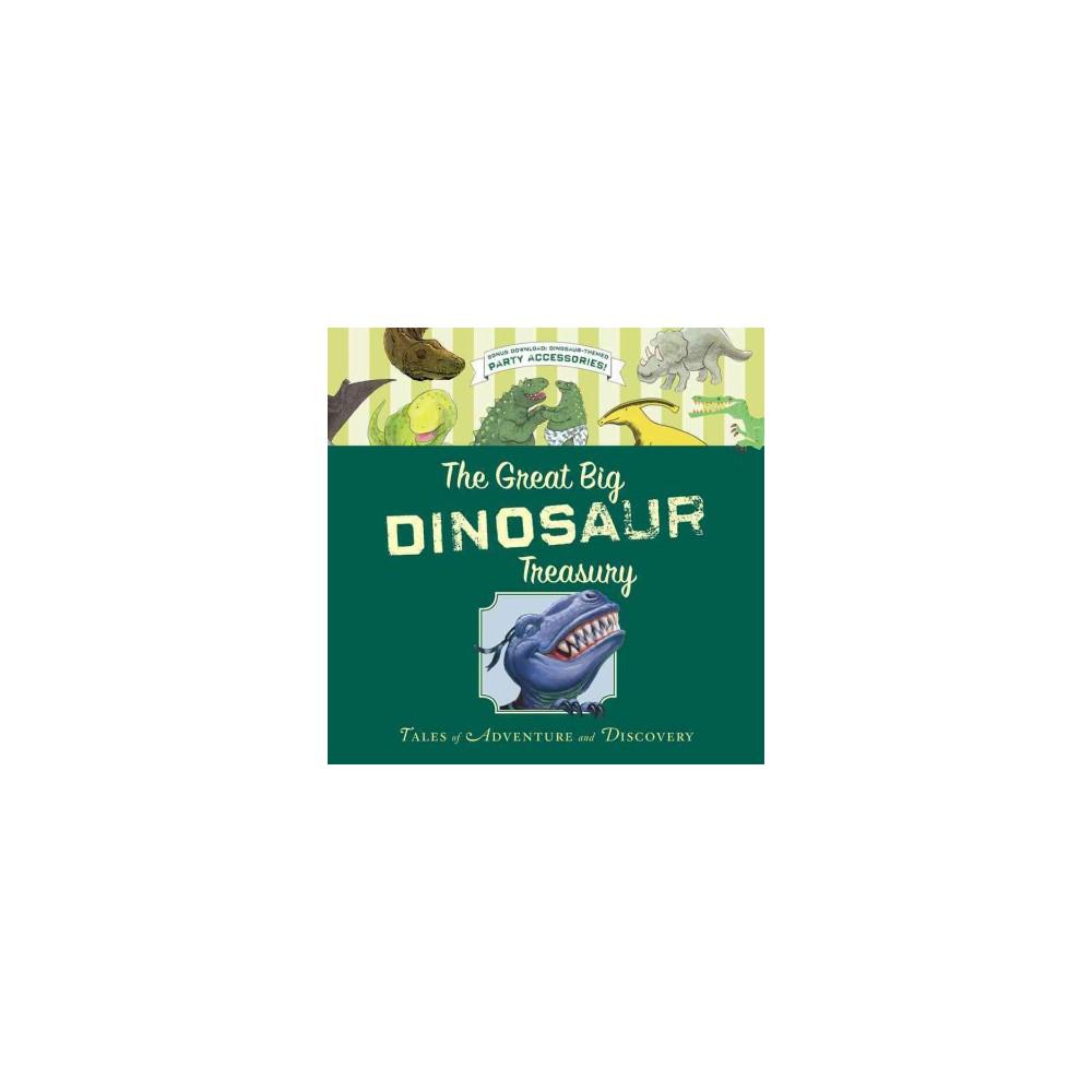 Great Big Dinosaur Treasury (School And Library)