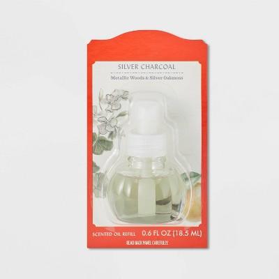 Fragrance Oil Silver Charcoal - Opalhouse™