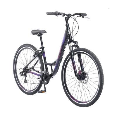 "Schwinn Women's Adamson 700c/28"" Hybrid Bicycle - Black"