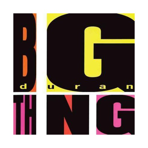 Duran Duran - Big Thing (Vinyl) - image 1 of 1