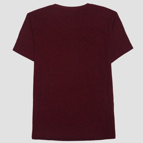 5d6f27b9292c Men's Dungeons & Dragons Short Sleeve Graphic T-Shirt - Heather Burgundy :  Target