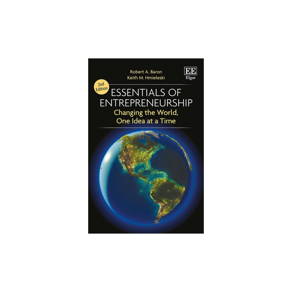 Essentials of Entrepreneurship : Changing the World, One Idea at a Time - 2 (Paperback)