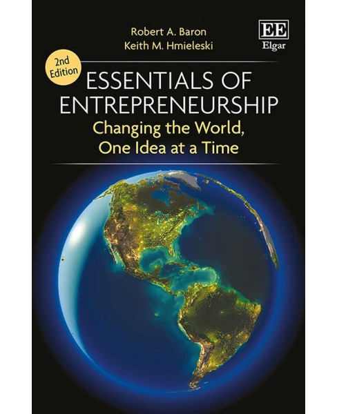 Essentials of Entrepreneurship : Changing the World, One Idea at a Time -  (Paperback) - image 1 of 1