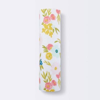 Muslin Swaddle Blanket Floral - Cloud Island™