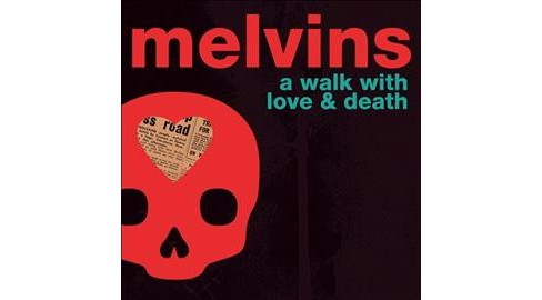 Melvins - Walk With Love And Death (Vinyl) - image 1 of 1