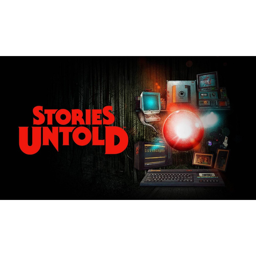 Stories Untold - Nintendo Switch (Digital) was $9.99 now $2.49 (75.0% off)