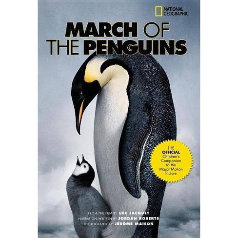 March of the Penguins - by  Luc Jacquet (Paperback) - image 1 of 1