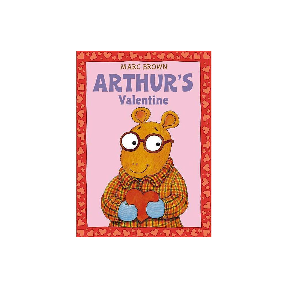 Arthur S Valentine Arthur Adventures Paperback By Marc Brown Mixed Media Product
