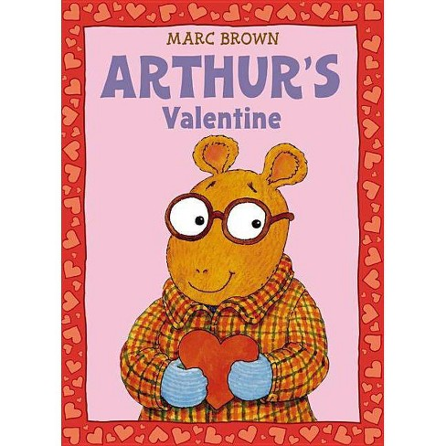 Arthur's Valentine - (Arthur Adventures (Paperback)) by  Marc Brown (Mixed media product) - image 1 of 1
