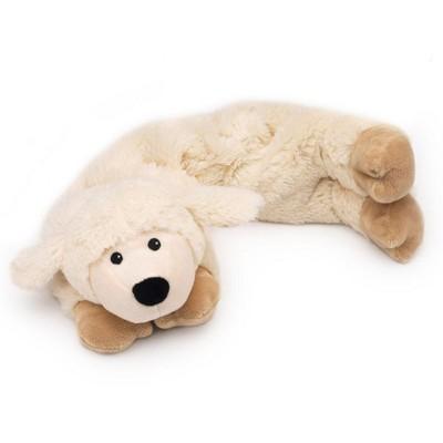 "Intelex Warmies Cozy Therapeutic Neck Wrap - Sheep 20"" Long"