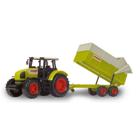 Dickie Toys Claas Ares Set image number null