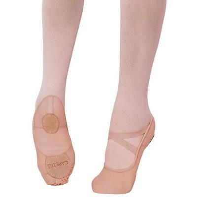 Capezio Light Suntan Hanami Ballet Shoe