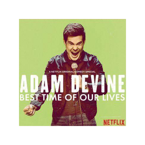 Adam DeVine - Best Time Of Our Lives (CD) - image 1 of 1
