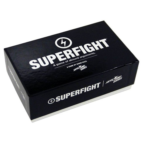 Superfight 500 Card Core Deck Game - image 1 of 3