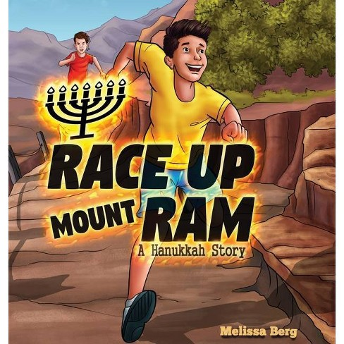 Race Up Mount Ram - by  Melissa Berg (Hardcover) - image 1 of 1