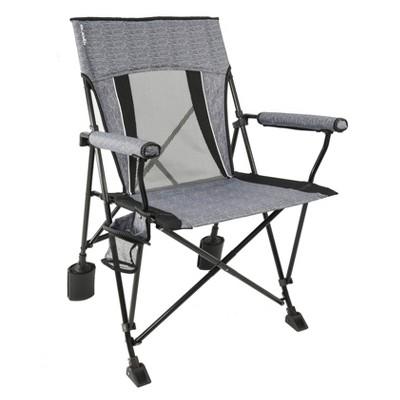 Kijaro Rok-it Camping Chair - Hallett Peak Gray