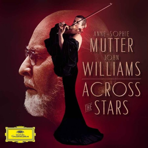 Anne-Sophie Mutter - Across The Stars (CD) - image 1 of 1