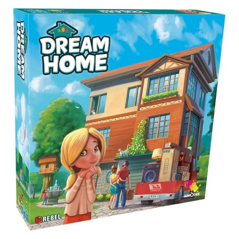Dream Home Board Game - image 1 of 4
