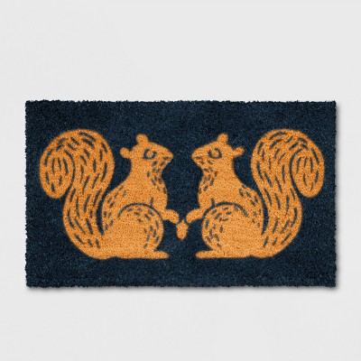 Door Mat 2X15 Threshold Navy