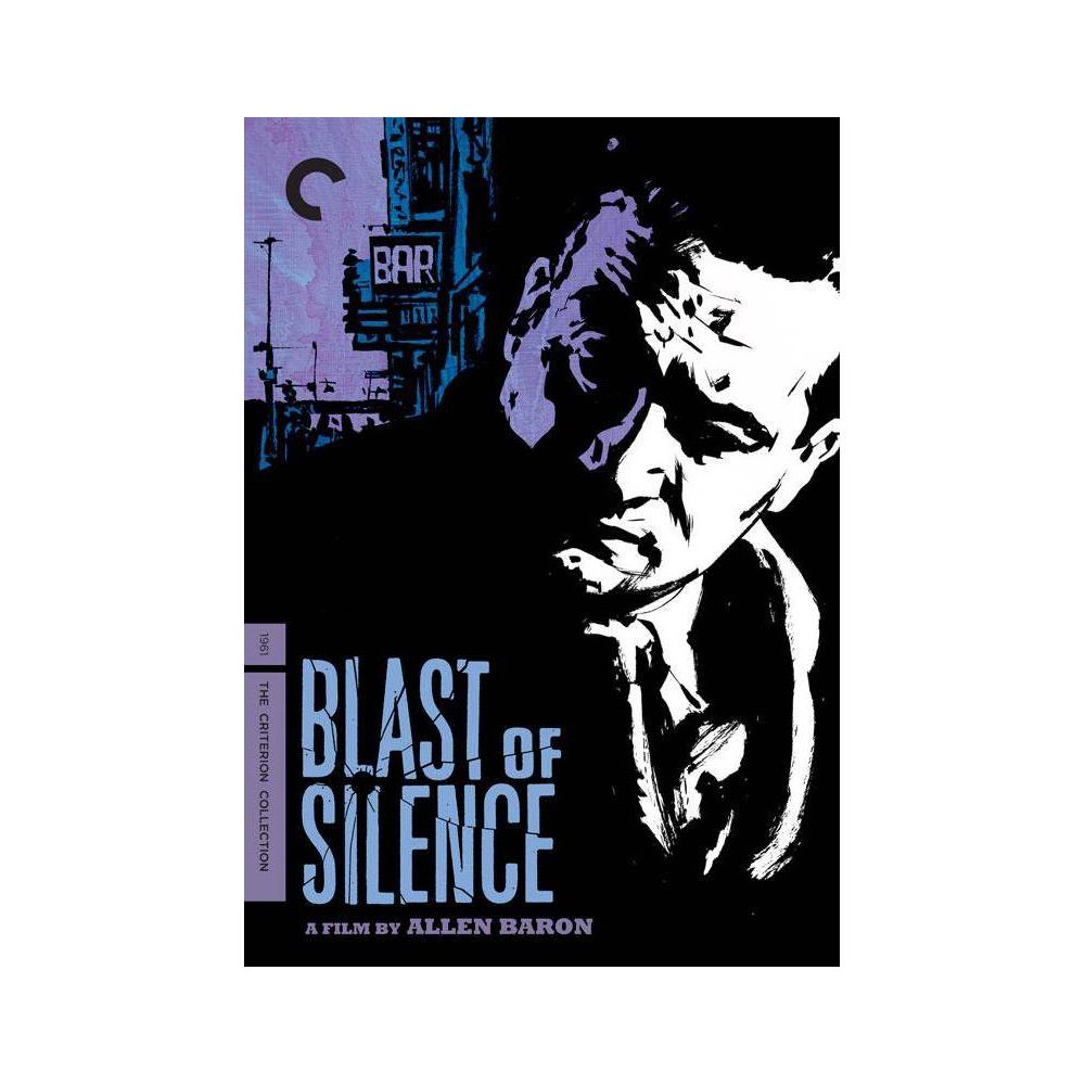 Blast Of Silence Dvd