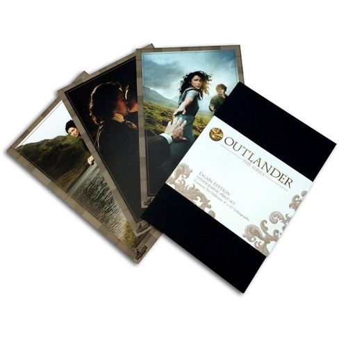 Factory Entertainment Outlander 8 x 12 Inch 10 Piece Lithographic Print Set - image 1 of 1