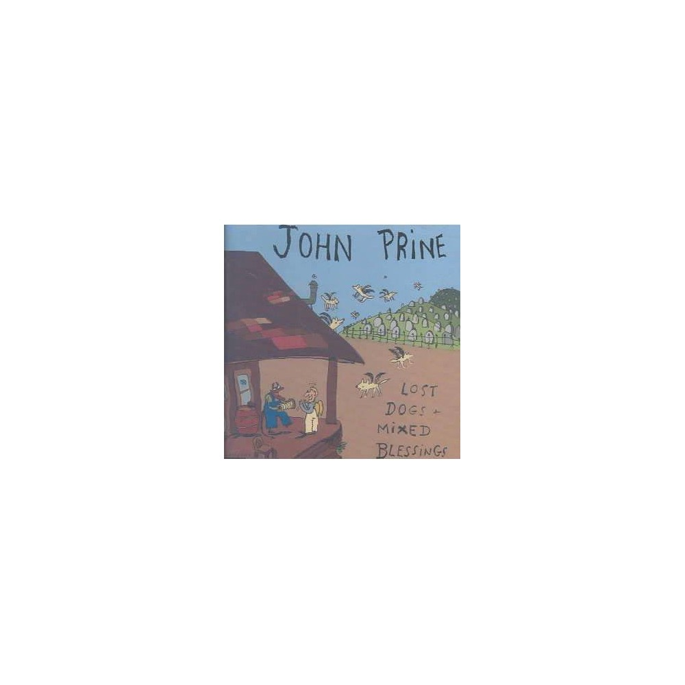 John Prine Lost Dogs Mixed Blessings Cd