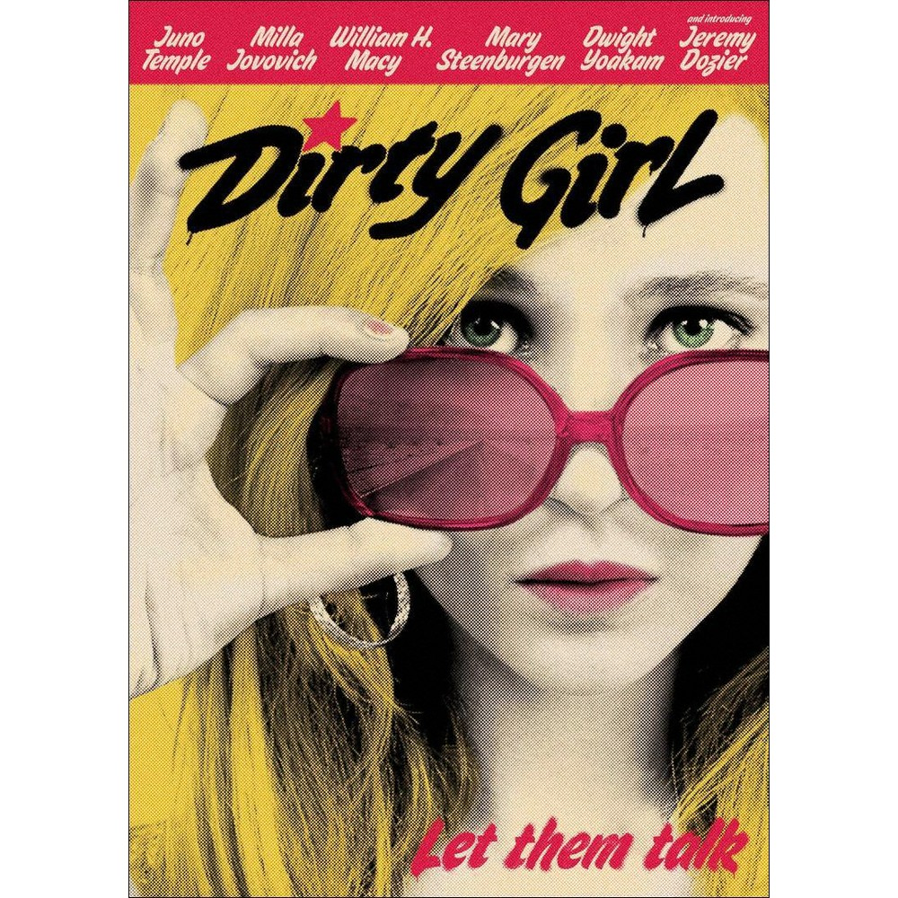 Dirty Girl (Dvd), Movies